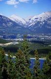 montañas hermosas Imágenes de archivo libres de regalías