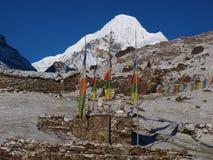 Montañas Himalayan Imágenes de archivo libres de regalías