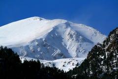 Montañas ibéricas Foto de archivo libre de regalías