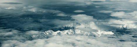 Montañas italianas Fotografía de archivo libre de regalías