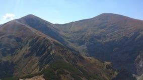 Montañas Kopa Kondracka de Tatra Fotos de archivo