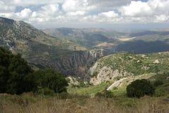 montañas Lasithi Fotos de archivo libres de regalías