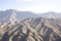 Montañas Marruecos del atlas Imagen de archivo