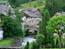 Montañas-Mauterndorf austríacas Fotos de archivo libres de regalías