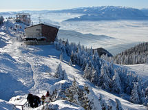 Montañas Nevado imágenes de archivo libres de regalías