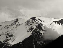 Montañas olímpicas Fotos de archivo libres de regalías