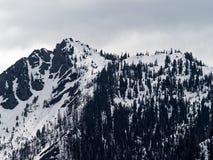 Montañas olímpicas Fotos de archivo