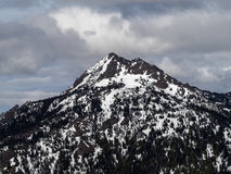 Montañas olímpicas Imágenes de archivo libres de regalías