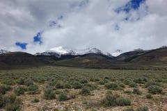 Montañas perdidas Leatherman del río Fotos de archivo