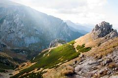 Montañas polacas Fotografía de archivo libre de regalías