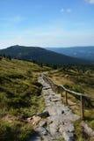 Montañas polacas foto de archivo libre de regalías