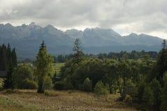 Montañas, rocas Foto de archivo libre de regalías