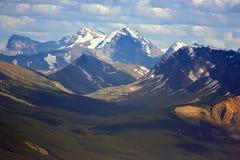 Montañas rocosas fotografía de archivo libre de regalías