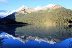 Montañas rocosas - Canadá Fotografía de archivo