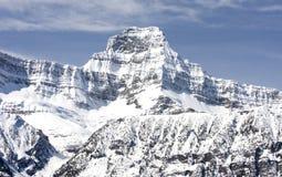 Montañas rocosas canadienses Imagen de archivo