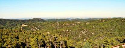 Montañas rocosas los E Fotografía de archivo