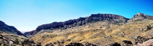 Montañas rocosas los E Fotos de archivo libres de regalías