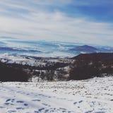 Montañas, Rumania Fotografía de archivo libre de regalías