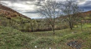 Montañas, Rumania Imagen de archivo libre de regalías