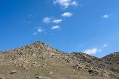 Montañas Rumania de Macin Imágenes de archivo libres de regalías