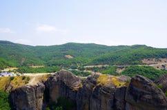 Montañas santas Foto de archivo