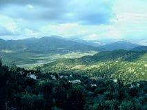 Montañas santas Imágenes de archivo libres de regalías