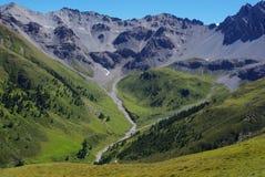 Montañas suizas Imagenes de archivo