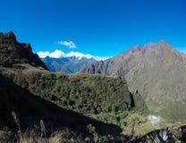 ¡Montañas suramericanas! fotografía de archivo
