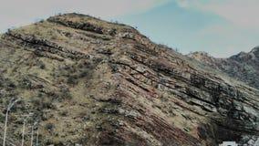 Montañas tayicas Imagenes de archivo