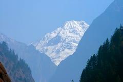 Montañas tibetanas Imagenes de archivo