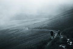 Montañas ucranianas Imagen de archivo libre de regalías