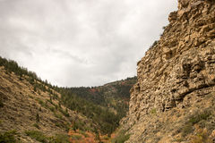 Montañas - Utah Fotografía de archivo