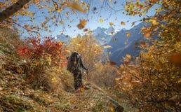 Montañas, viaje, naturaleza, lagos, lugar hermoso foto de archivo
