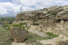 Montañas y paisaje de las rocas Imagenes de archivo