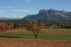 montañesa do peña do ainsa da montanha Imagem de Stock Royalty Free