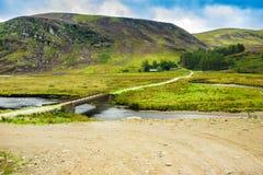 Monta?as escocesas Angus, parque nacional de Cairngorms imágenes de archivo libres de regalías
