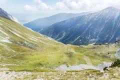 Montaña de Pirin, Bulgaria Fotos de archivo