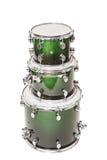 Montaña de tambores Foto de archivo libre de regalías