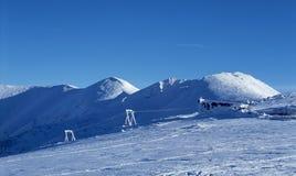 Montañas de Fatra Foto de archivo