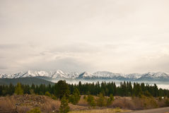 Montañas de Oregon Fotos de archivo