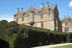 Montacute House Royalty Free Stock Photography