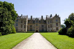 Montacute House from the driveway Stock Photos