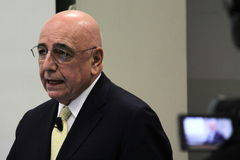 Adriano Galliani Stockfotos