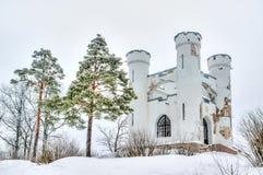 Montag-Repos Park Wyborg Russland Lizenzfreie Stockbilder