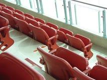 Montage d'arène d'hockey Photos libres de droits