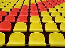 Montage de stade Photo libre de droits