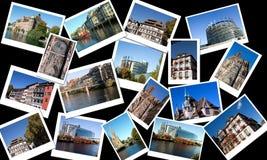 Montage de Strasbourg Photographie stock