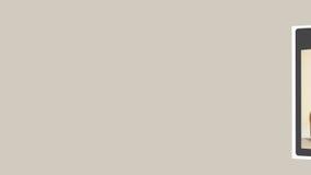 Montage einiger Personen, die Kopfschmerzen haben stock video footage