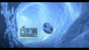 Montage of medical interfaces and reseach clips stock video