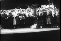Montage - Staten Island ferry , 1930s stock video